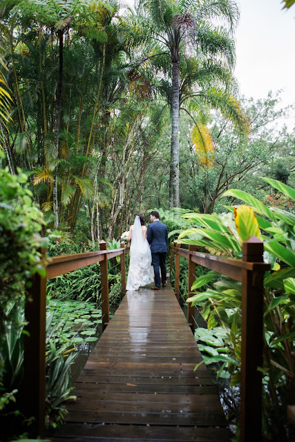 REAL WEDDING GOLD COAST SOL GARDENS