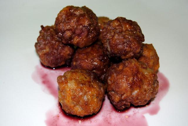 Albóndigas de Carne Picada (Keftédes)