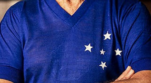 1a9a14a5cf Cruzeiro prepara lançamento de terceira camisa - O Maior de Minas