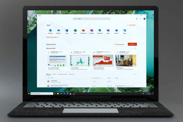 Microsoft announces new Office app for Windows 10