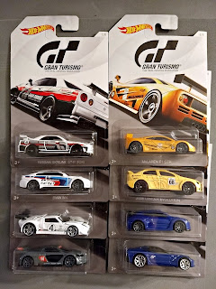 2018 Hot Wheels Gran Turismo Series