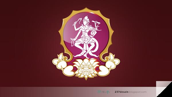 Logo ISI Denpasar - 237desain