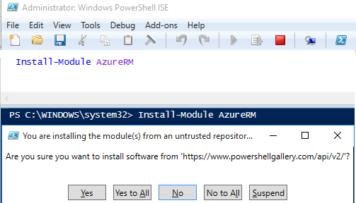 Azure PowerShell 1 0 Is in Preview | @CloudExpo @Azure
