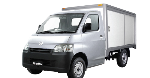 Daihatsu Gran Max PU Specification