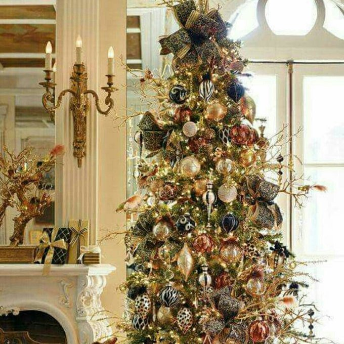 As 25 Árvores de Natal decoradas mais bonitas do instagram