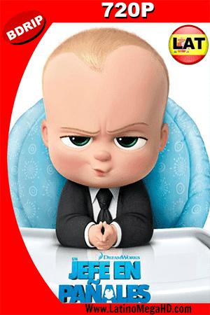 Un Jefe En Pañales (2017) Latino HD BDRIP 720p ()