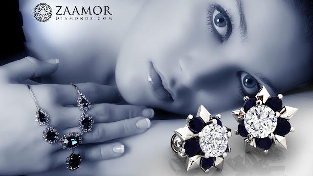 Sapphire Jewelry - Zaamor Diamonds