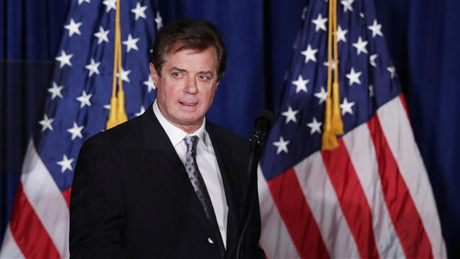 Report says US government wiretapped Paul Manafort during, after 2016 election