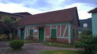 Casas em estilo enxaimel em Vale Real, RS