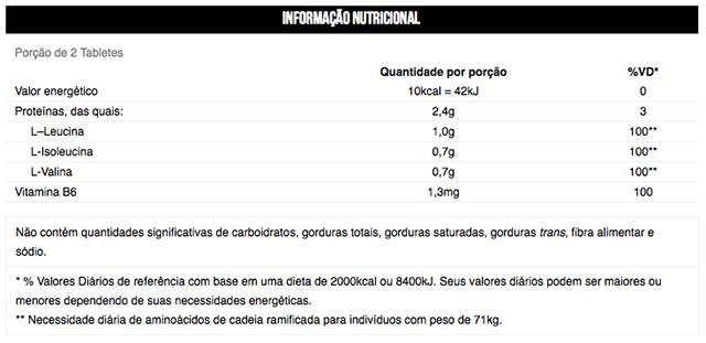 BCAA 1,2G Max Titanium - Suplementos