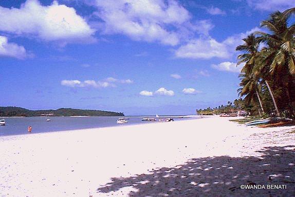 Langkawi, Spiaggia di Pantai Cenang