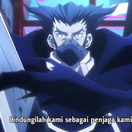 Hakyuu Houshin Engi Episode 16 Subtitle Indonesia