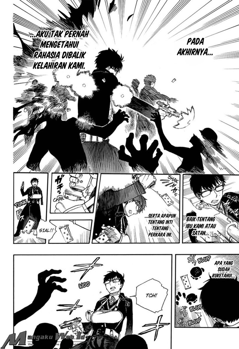 Ao no Exorcist Chapter 93-4