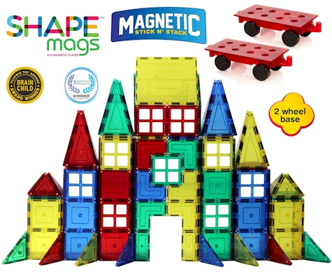Daily Cheapskate The Best Deals On Magnetic Tile Building