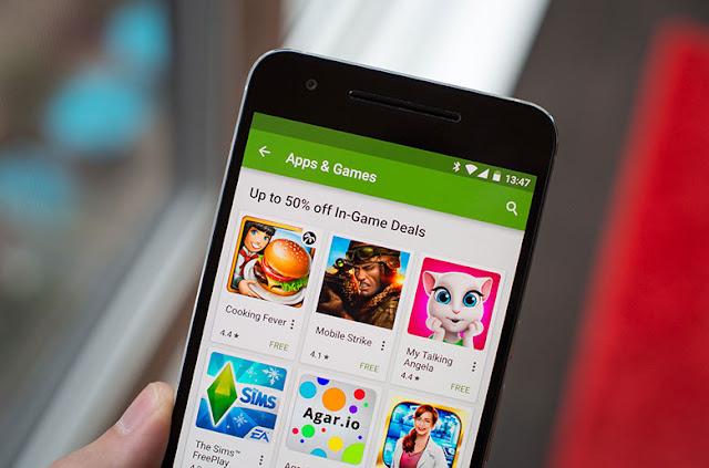 Google Play Berikan Fitur Diskon Untuk Para Pengembang