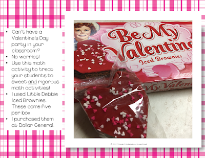2nd grade Valentine's Day Activities