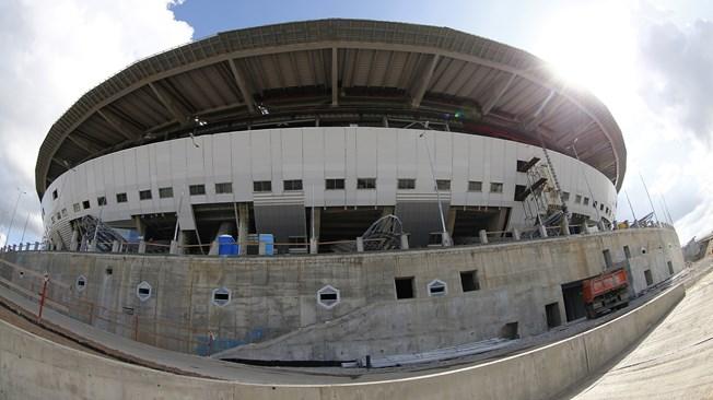 FIFA Confederations Cup 2017 Stadiums