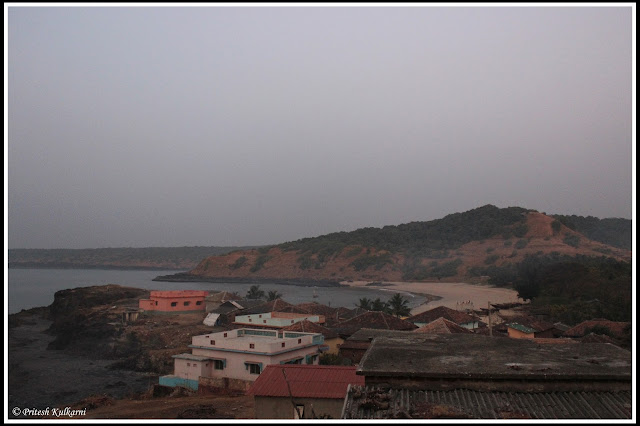 Bidhal Village and beach