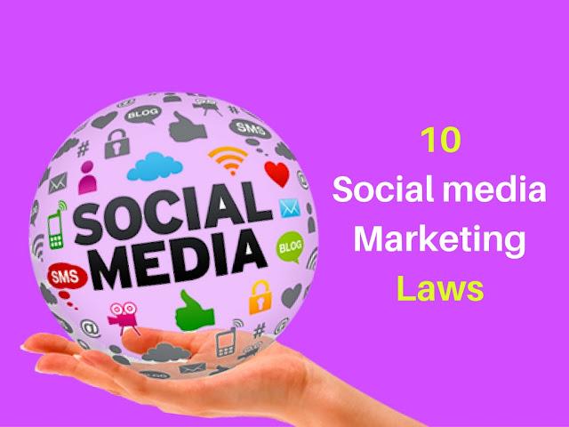 10 قوانين لتسويق ناجح عبر منصات التواصل الإجتماعي