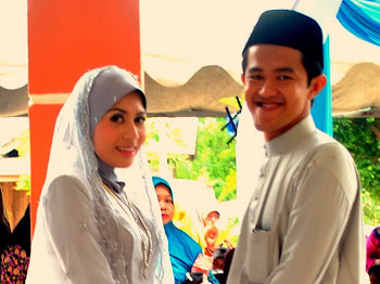 Married!! Dengan sekali lafaz...