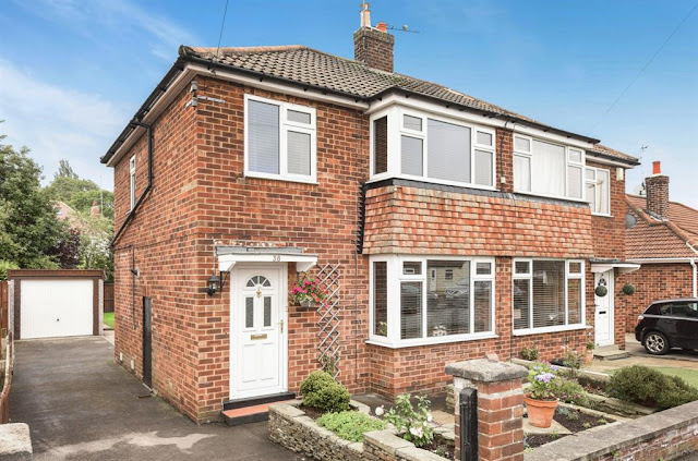 Harrogate Property News - 3 bed semi-detached house for sale Crossways Drive, Harrogate HG2