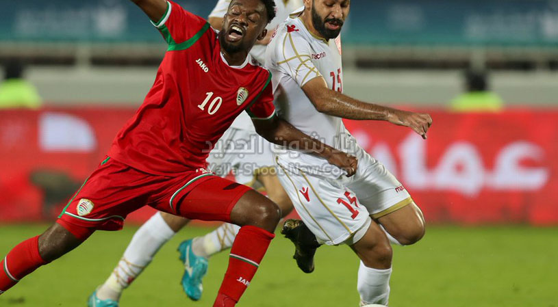 التعادل السلبي يفرض نفسه على مواجهة عمان والبحرين في كأس الخليج العربي 24