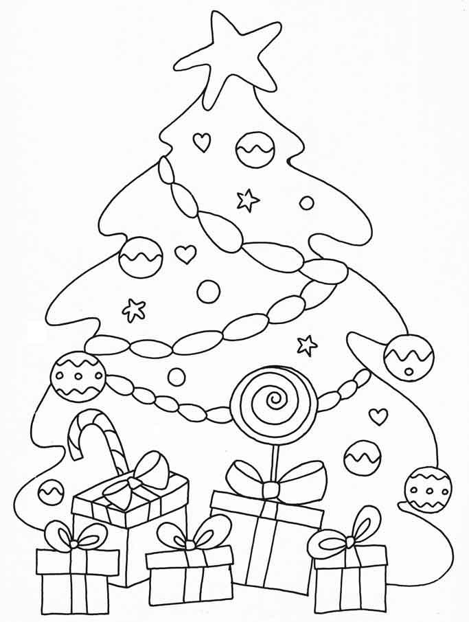 Palline Di Natale Da Colorare E Stampare