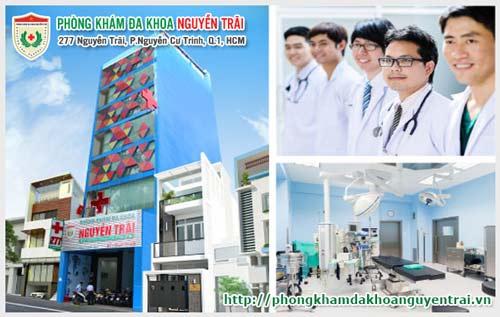 Vì sao bạn nên tin tưởng khám chữa phụ khoa tại phòng khám dk Nguyễn Trãi-moingaysongkhoe