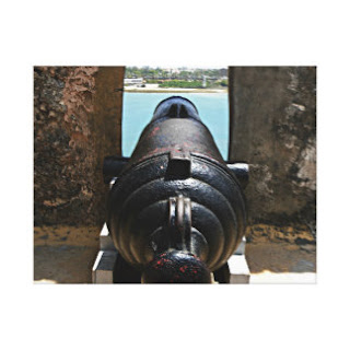 Fort Jesus Mombasa Kenya canvas art