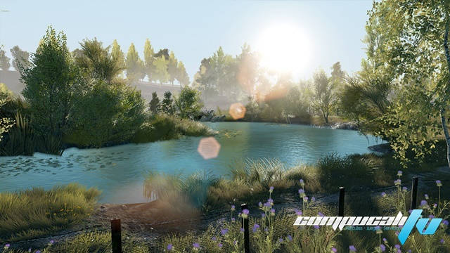 Euro Fishing: Manor Farm Lake PC Full