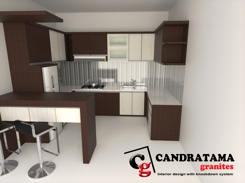Kitchen Set Murah Blitar