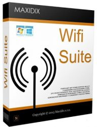Maxidix Wifi Suite 13.5.28 x86/x64 – EN-US + Crack