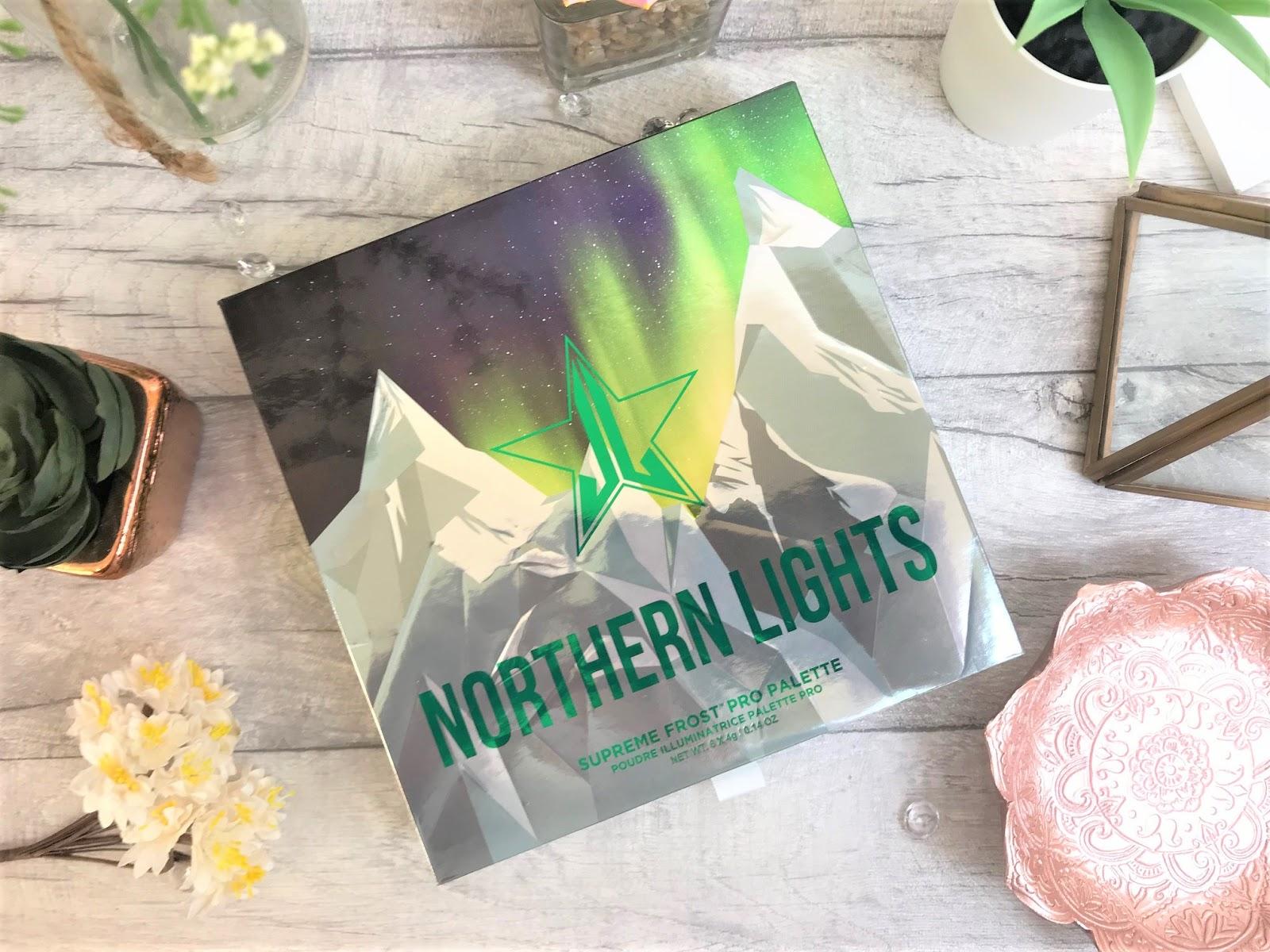 Northern Lights Supreme Frost Pro Palette by Jeffree Star #20