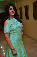 Pooja Jhaveri in Beautiful Green Dress at Kalamandir Foundation 7th anniversary Celebrations ~  Actress Galleries 061.JPG