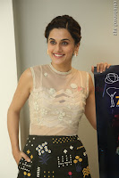 Taapsee Pannu in transparent top at Anando hma theatrical trailer launch ~  Exclusive 073.JPG
