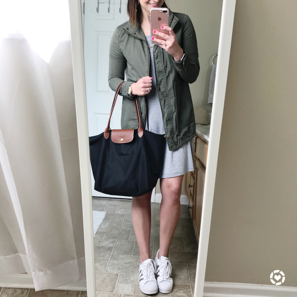 instagram roundup, style on a budget, spring style, mom style, how to dress for spring