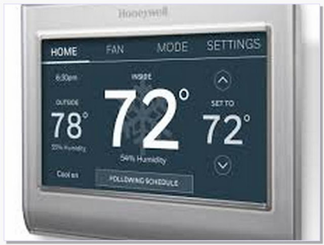 Honeywell wifi thermostat rth6580wf review