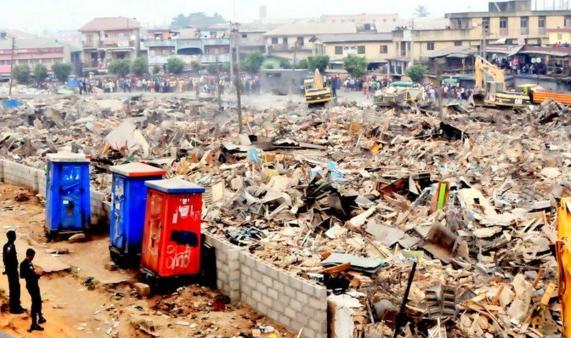 igbo leaders oshodi market