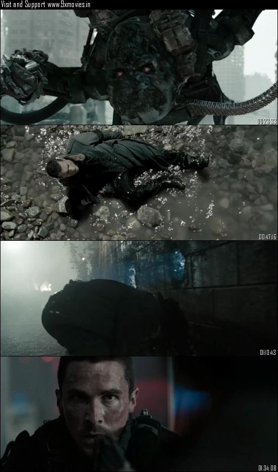Terminator Salvation 2009 Dual Audio Hindi 480p BluRay