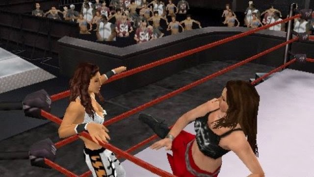 WWE SmackDown vs Raw PC Games Gameplay