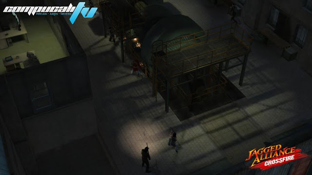 Jagged Alliance Crossfire PC Full Español Skidrow Descargar 2012