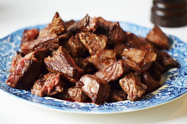 Caramelized Meat