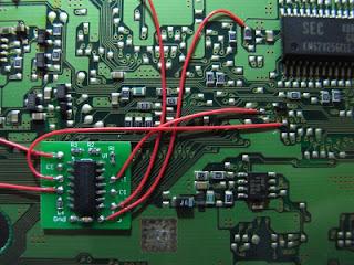 instalacion placa sony playstation PSIO