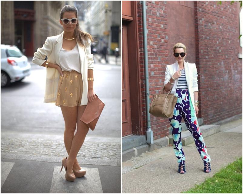 PS: Trend: Blazer Branco
