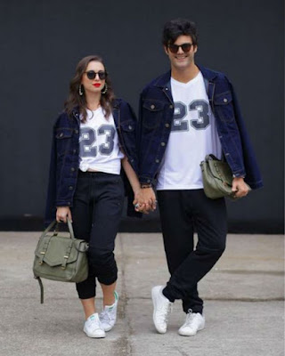 outfits en pareja casual tumblr 2019