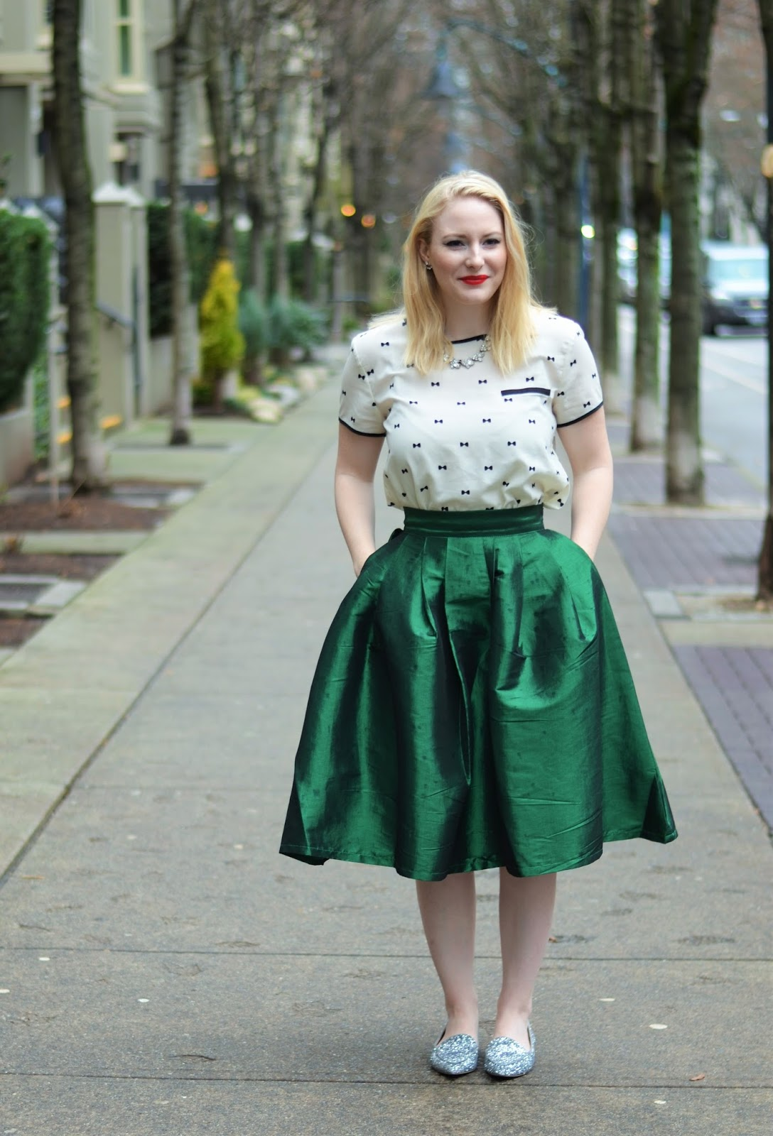 How to confidently wear Trainers and Sneakers with Skirts