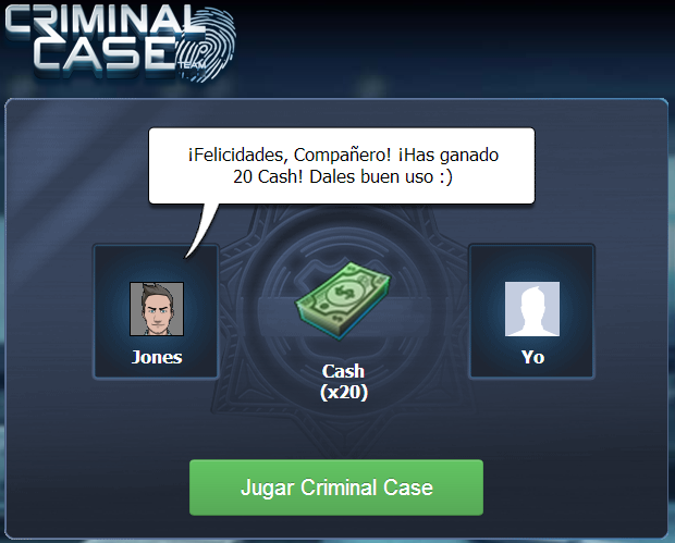 Free Cash For Everyone In Criminal Case Get Your