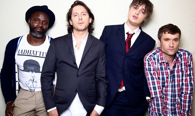 Video: The Libertines - Gunga Din