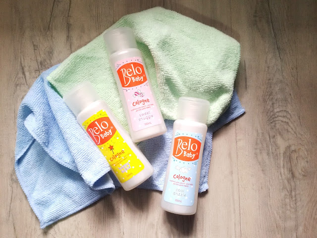 Belo Baby Products Review