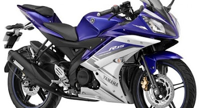 Yamaha YZF R15 IN PRICE in INDIA